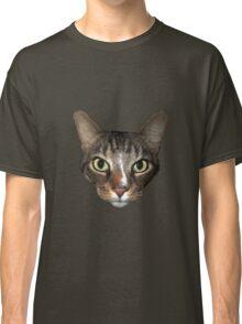 Moggy Cat Face Classic T-Shirt