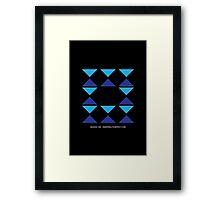 Design 168 Framed Print