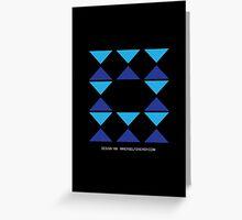 Design 168 Greeting Card