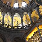 Inside Hagia Sophia, Istanbul by ThisMoment