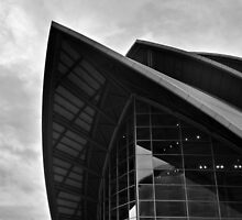 The Glasgow Armadillo by quirkybubble