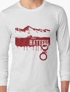 The Hateful Eight Long Sleeve T-Shirt