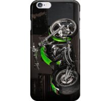 Bub's Customs Harley Davidson iPhone Case/Skin