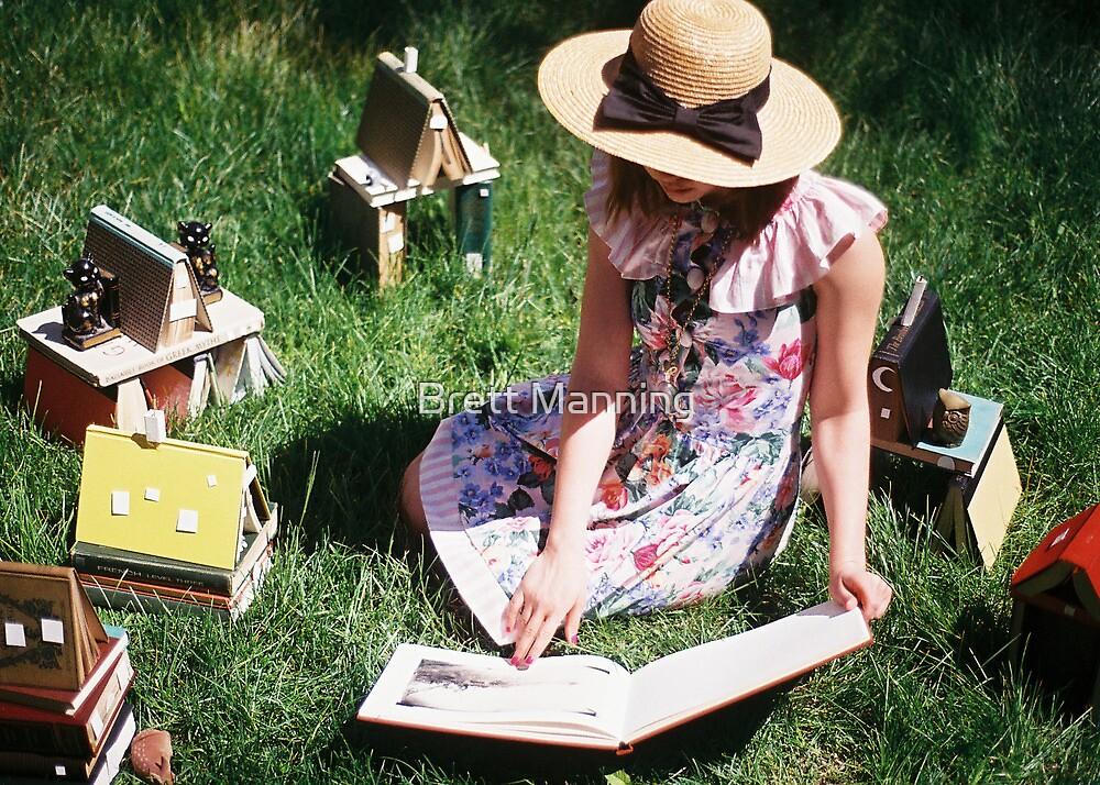 Book Village  by brettisagirl