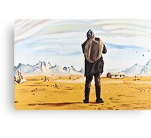 The Moment Canvas Print