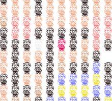 The Ness of Nesses Sticker