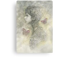 Accepting the Magnificence that is Eternity  Canvas Print