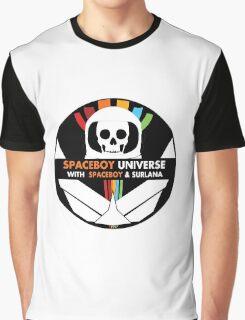 Spaceboy Universe Webcast Logo Graphic T-Shirt
