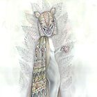 White Tiger by brettisagirl