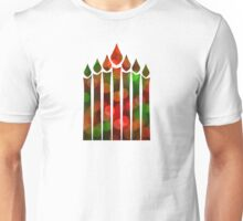 kwanzaa kinara Unisex T-Shirt