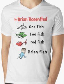 One fish, two fish, red fish, Brian fish T-Shirt