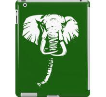 elephant t-shirt iPad Case/Skin