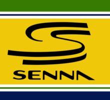 Senna Sticker