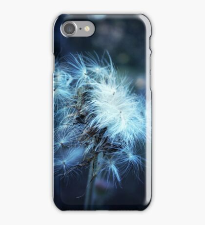 Voice of a Thistle iPhone Case/Skin