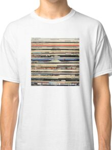 The Beatles, Led Zeppelin, The Rolling Stones - Classic Rock Albums Classic T-Shirt