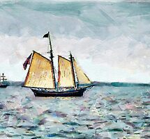 Featured in A Love of Boats – 5 June 2013
