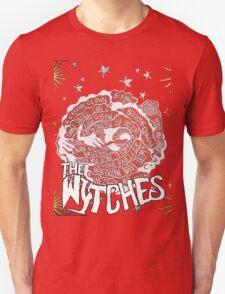 The Wytches back LP art T-Shirt