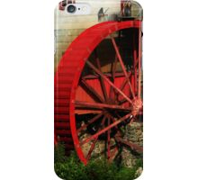 Old Red Mill iPhone Case/Skin