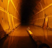 Oil Storage Tunnel #6 - Darwin's WW2 History by DashTravels