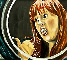 Tenacious Donna by jephwho