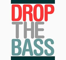 Drop The Bass (classic) Ltd edition  Womens Fitted T-Shirt