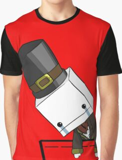 Hatty Graphic T-Shirt