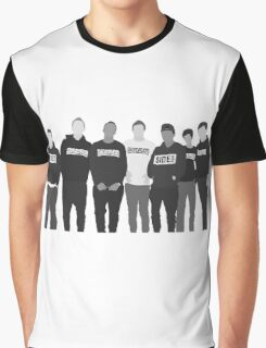 The Sidemen Graphic T-Shirt