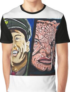 The Face of Boe, They Called Me Graphic T-Shirt