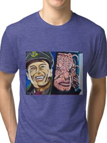 The Face of Boe, They Called Me Tri-blend T-Shirt