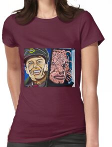 The Face of Boe, They Called Me Womens Fitted T-Shirt