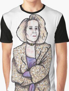 Sally Fan Art Graphic T-Shirt