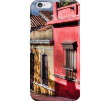 Old Quarters (La Candelaria) iPhone Case/Skin