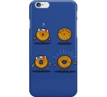 Weeping Bagel iPhone Case/Skin