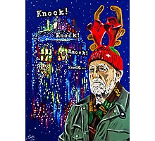 Wilfred Mott and the Four Knocks. Photographic Print