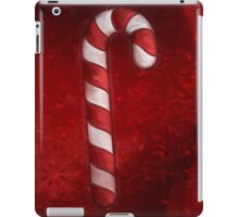 A Candy Cane For Christmas iPad Case/Skin