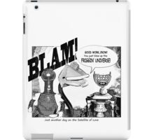 Another Fine Mess iPad Case/Skin