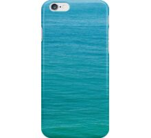 Ocean in sunny day iPhone Case/Skin