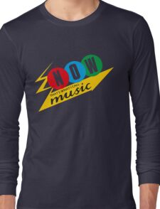 Now That's What I Call Music Long Sleeve T-Shirt