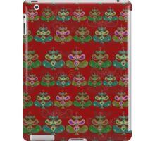 """Scandinavian Christmas Trees""© iPad Case/Skin"