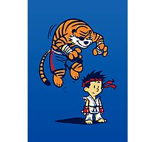 Tiger! - POSTER Photographic Print