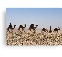 SPICE ROAD Canvas Print