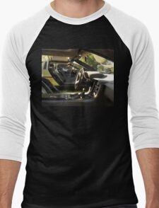 Delorean dream.... Men's Baseball ¾ T-Shirt