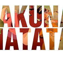 Hakuna Matata by Alanarose