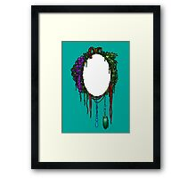 Empty Frame Framed Print
