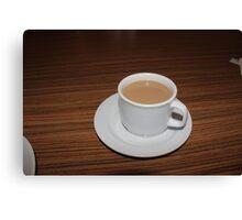 Coffee Coffee Canvas Print