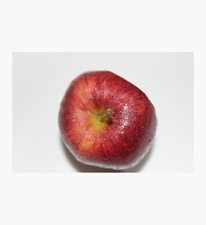 An apple for an apple  Photographic Print