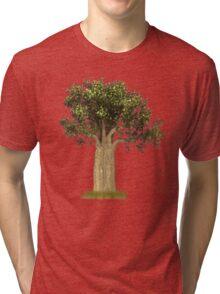 Baobab Tree (T-shirt) Tri-blend T-Shirt