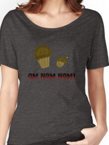 Om Nom Nom! Women's Relaxed Fit T-Shirt