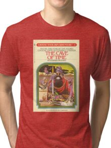 Choose Your Own Adventure Tri-blend T-Shirt