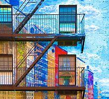 East Village NYC by fernblacker